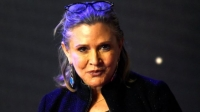 Carrie Fisher está estable tras sufrir un infarto