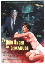 1000 Eyes of Dr Mabuse (1960)